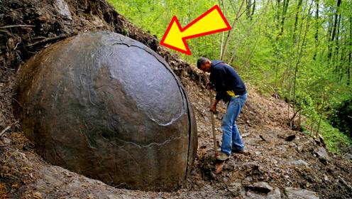 5个世界上发现的奇怪东西,现今科技都无法解释!