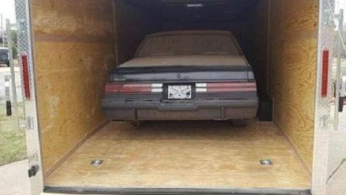 小伙整理库房,发现一辆报废车,意外卖了40万美元!