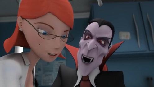 吸血鬼看牙医,却恩将仇报,最终遭到报应!