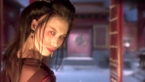 武状元苏乞儿:异域美女给皇上表演异术,皇上眼睛都直了