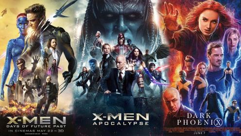 3分钟看完12部《X战警》系列电影,解锁正确观影顺序