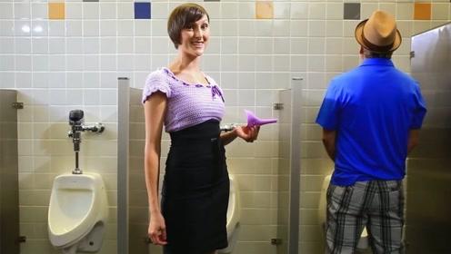 印度女人上厕所竟然站着,很多人都觉得尴尬,原来她们有个小工具