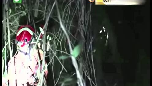 59名驴友被困深山 200多人连夜搜救