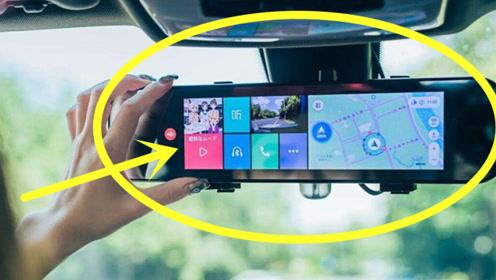 安装行车记录仪会影响后视镜吗?新手司机多学习,老司机多了解