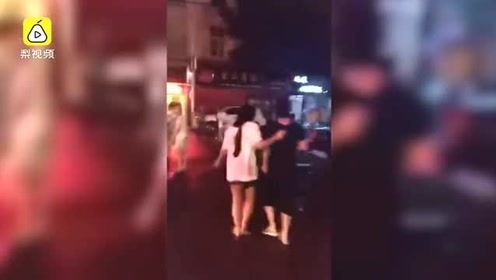 四川宜宾地震!众市民狂奔下楼避震