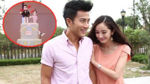 刘恺威和杨幂为女儿庆生,谁注意这一细节?瞬间暴露两人真实关系