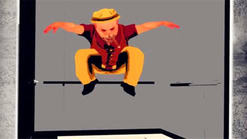 如果电梯下坠,落地瞬间跳起来能活命吗?说出来你别不信!