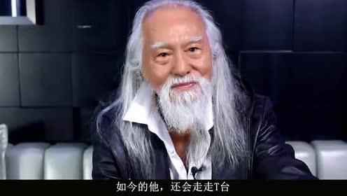 中国最帅的老头子王德顺,80多岁还在秀恩爱,他的座驾很有品味!
