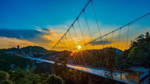 云天渡,世界上11座最壮观的桥之一,中国十大奇迹工程