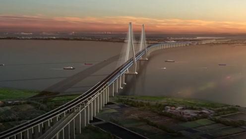 天堑变通途,长江上又一大桥即将建成?中国制定新的悬索桥梁标准