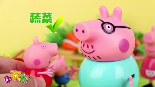 一个小蕃茄引发的辩论赛  最终猪爸爸胜利  玩具故事