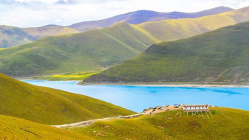 西藏羊湖里拥有16亿斤的鱼,徒手就可以捞鱼,为何没人敢吃