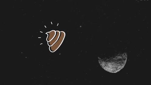 月球上的便便有什么用