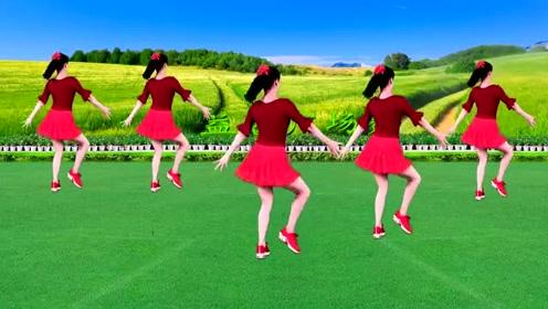广场舞《阿萨》火爆网红歌曲,时尚现代步,带分解,一起跳起来
