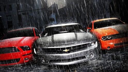 一下雨就不会开车?雨季用车知识如果不懂,就算你开SUV都没用