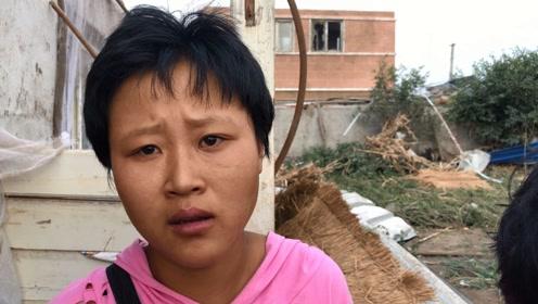 开原龙卷风灾后现场:村民讲述洗衣机被吹上天 亲人不幸遇难
