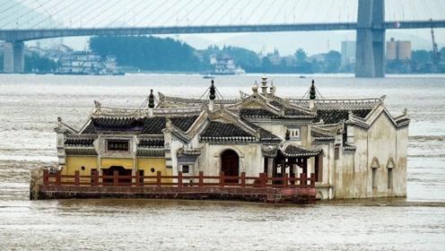 我国这一座古寺庙,几百年来被洪水无数次冲击,依然稳如泰山