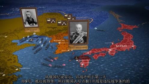 详解日俄对马海战全过程 战争的序幕是如何拉开的