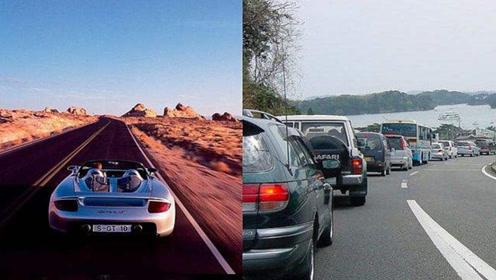 车辆行驶的方向有什么历史,为什么会有左行右行之分?涨姿势了