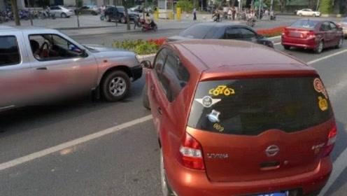 碰到强行加塞,如果后车没让行撞上去,责任该怎么划分?