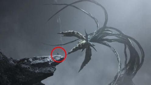 末日时代,巨型食肉植物占据地球,身长100多米,人类就像蝼蚁