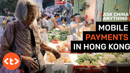Mobile payments in HK