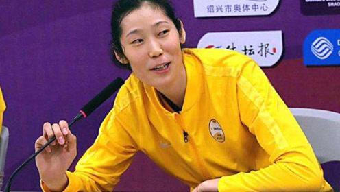 朱婷被问及谁是最伟大的教练时再现高情商!她回答居然不是郎平!