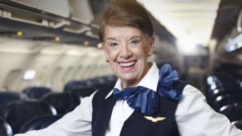 为什么美国飞机空乘都是大妈,中国却是漂亮年轻的空姐?看完懂了