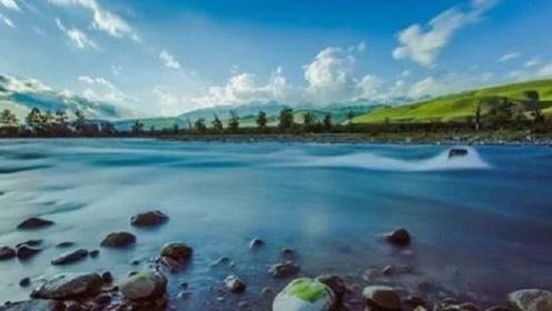 """中国最""""可怜""""的河流,被人反复挖了几十年,却还能生产玉石"""