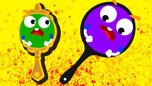 插座和橡皮都会说话有了情绪,爆笑趣味动画