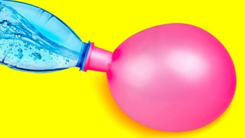 气球在生活中的3个小妙招,不仅简单又实用,一学就会