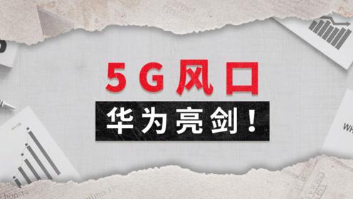 5G通信:五大细分领域站上风口,华为概念股还能暴涨吗?