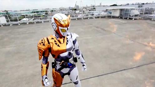 新番《假面骑士Zero-One》最新预告:男主的口气很狂妄