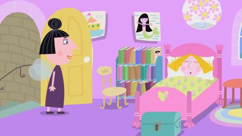 仙女莉莉不理解人为什么要睡觉 帝苏皇后解释其中原因 玩具故事