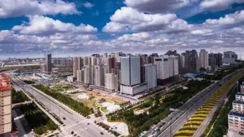 中国又一大奇迹工程,耗资60亿在沙漠建造城市,如今人口众多