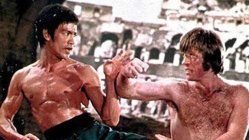 李小龙压箱绝技,杀伤力太大仅展示过一次,泰森直言:会被打死!