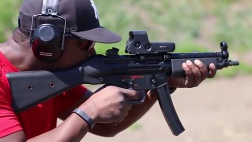 家族最庞大的冲锋枪,共有120多种版本,连中国都仿制过