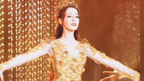 又是一年金鹰女神,杨幂杨颖呼声高 却没想到第一名是她