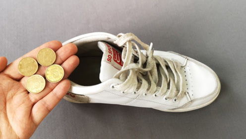 鞋子里一定要放2枚五角硬币,第二天效果太神奇了,后悔知道太晚
