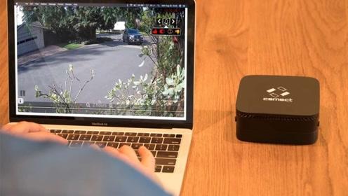 这个小黑盒,竟能存储网络内的监控画面,据说还挺安全