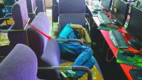 为什么网吧老板从来不赶蹭睡的人?看完真相大白!
