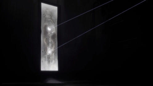 厌倦了千篇一律的展陈投影,他用激光做起了石雕