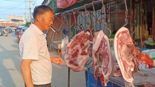 为什么猪肉的价格一直不断上涨?卖肉老板说出背后猫腻!