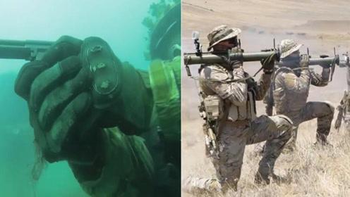 从蛙人水下打靶到火箭筒齐射伏击!记者揭秘俄军最精锐特战队