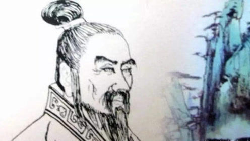他是中国的风水鼻祖,却将母亲葬在烂河滩,多年后才知用意!