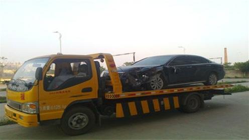 购买保险之后三个救援时免费的,老司机表示:还不知道吃大亏