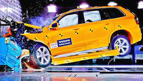 SUV真的比轿车安全性高吗?一场碰撞测试揭晓答案!