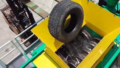 机械化加工视频,我却看了两遍!就是喜欢这种感觉