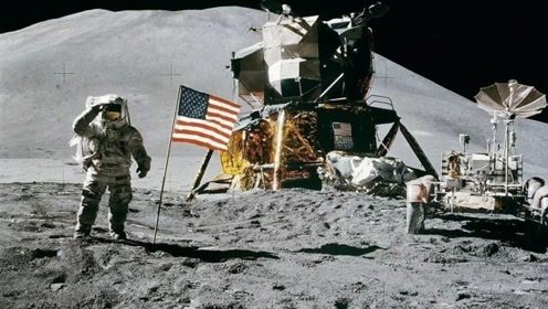 月球上没有火箭,宇航员怎么回来,科学家的解释似乎很简单?