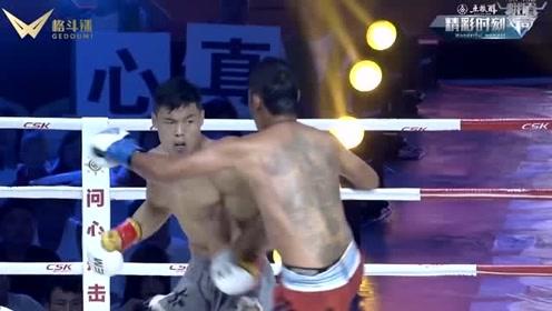 刚刚,太极大师弟子击败泰拳王者,读秒引起争议。